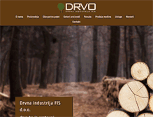Tablet Preview of drvo.ba